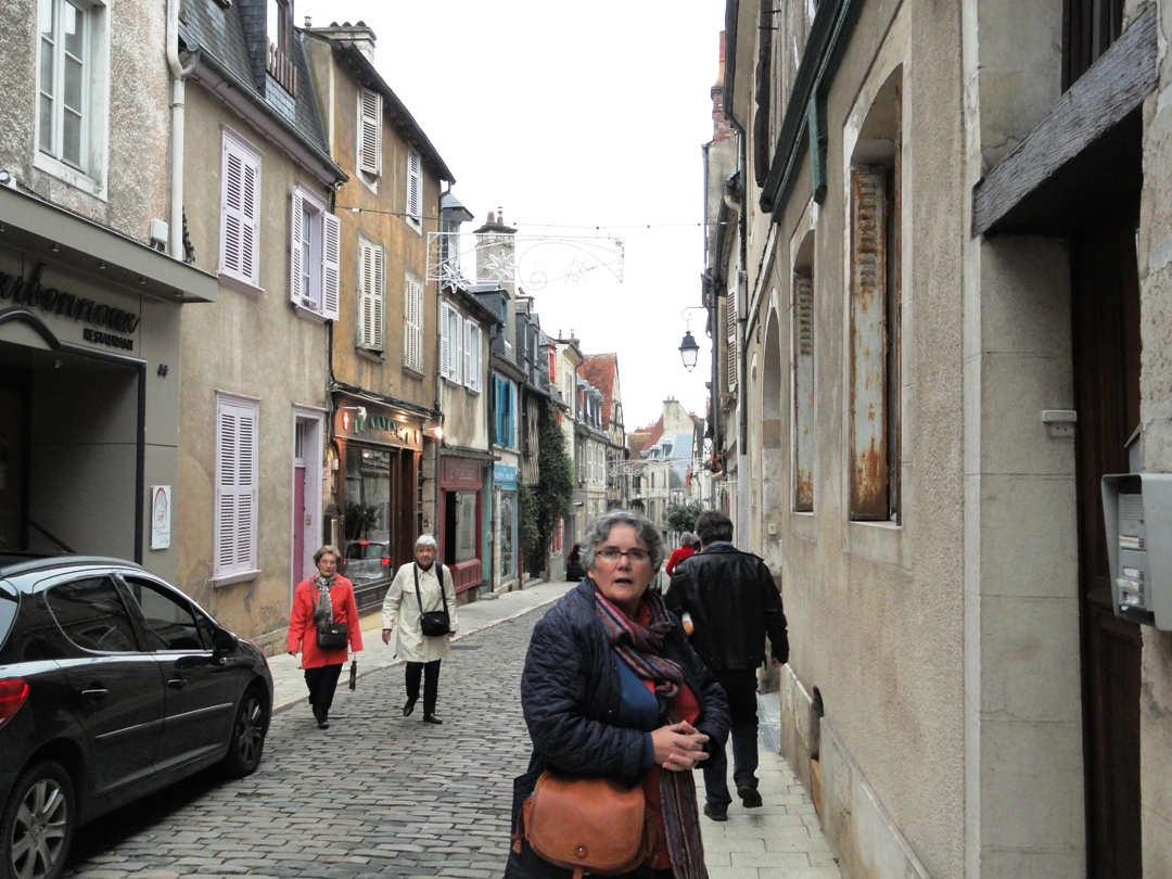More of Bourges - Martine Explains - October 2013