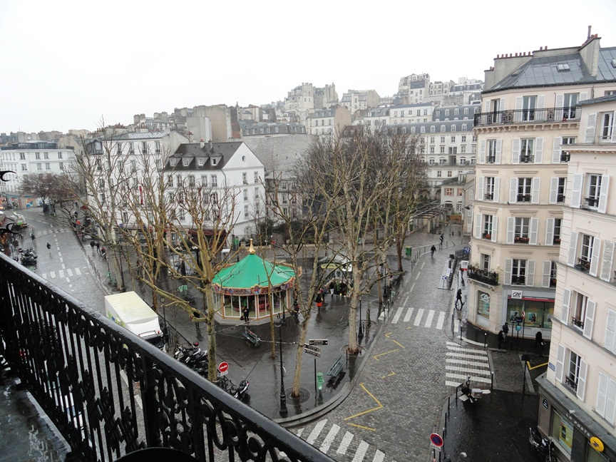 Place Abbesses